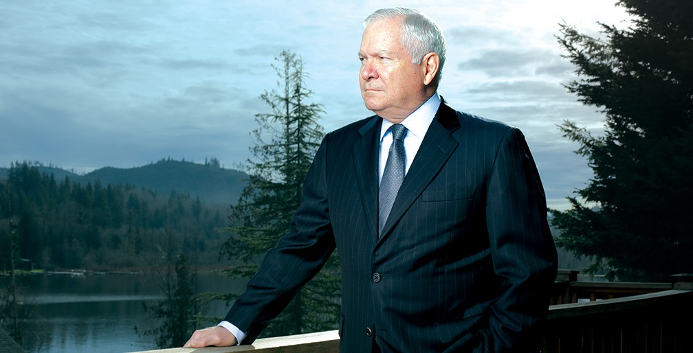 Robert Gates on enterprise transformation