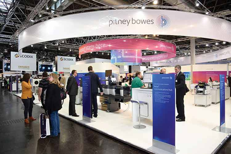 pitney bowes decision-making