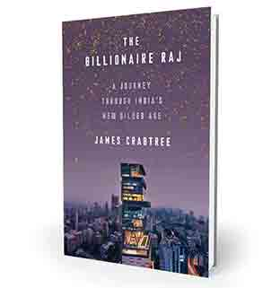 Billionaire Raj book cover