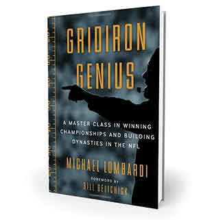 Gridiron Genius book cover