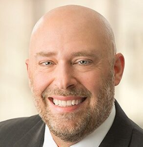 Rick Klenk, chief risk officer, Lincoln Financial Group