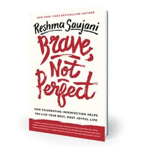 Brave Not Perfect book